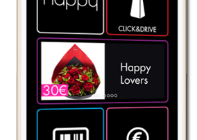 Application mobile Happy Fleur