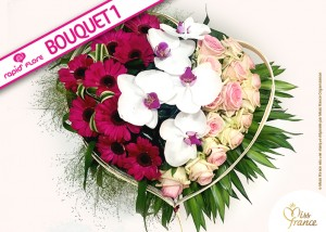 Bouquet Miss France 2016