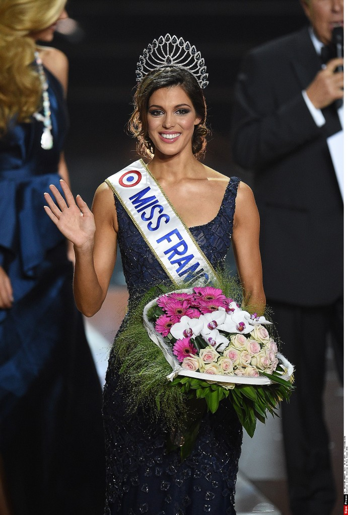 Lille: Election de Miss France 2016