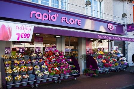 RapidFlore magasin